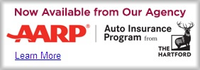 California Hartford AARP insurance
